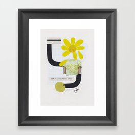How To Look And Feel Great Framed Art Print