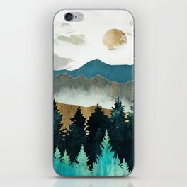 Forest Mist iPhone Skin