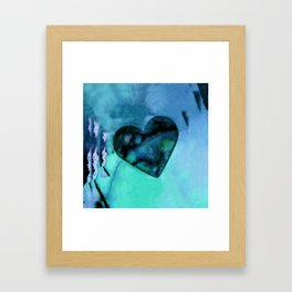 Heart Dreams 2I by Kathy Morton Stanion Framed Art Print