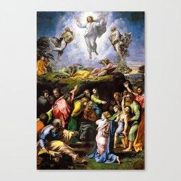Transfiguration of Christ, Fine Art Print, Raphael 's Greatest Masterpiece, Gospel of Matthew Canvas Print