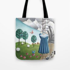 New World Tote Bag