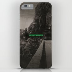 Get Lost Somewhere Slim Case iPhone 6 Plus
