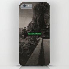 Get Lost Somewhere Slim Case iPhone 6 Plus
