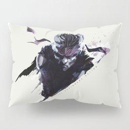 Metal Gear Pillow Sham