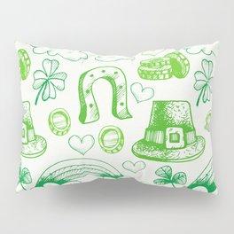 sant ptrick day, irish gift, ireland, Pillow Sham