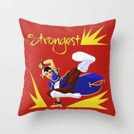 Chun-Li Throw Pillow