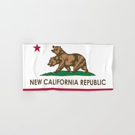 New California Republic Hand & Bath Towel
