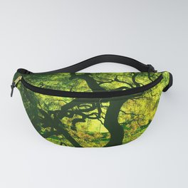 Green is the Tree Fanny Pack