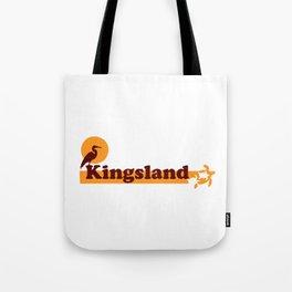 Kingsland - Georgia. Tote Bag