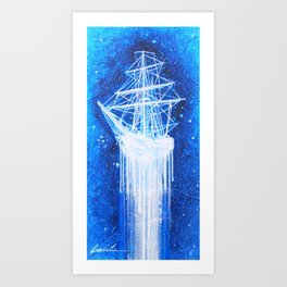 """Sea Spirit"" Art Print"