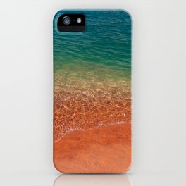Tropical Waters iPhone Case
