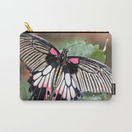 Majestic Tropical Butterfly Carry-All Pouch