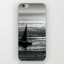 Drifting iPhone Skin