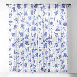 April 23rd (#4) Sheer Curtain