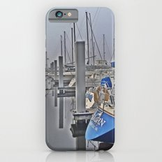 N is for Nautical (Sailboat) Slim Case iPhone 6s