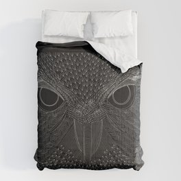 Owling imperfections Comforters