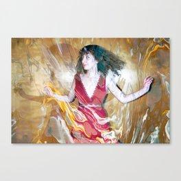 Escapade Canvas Print