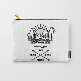Live More Carry-All Pouch