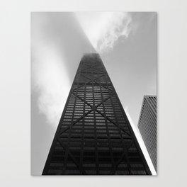 The John Hancock Tower Canvas Print