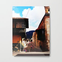 Life on latinoamerica - Colombia Metal Print