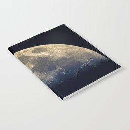 Twilight on the moon Notebook