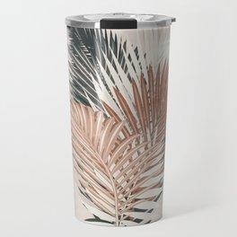 Nomade Palm Leaves / Neutral Harmony Travel Mug