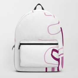 Drawing doodle Backpack