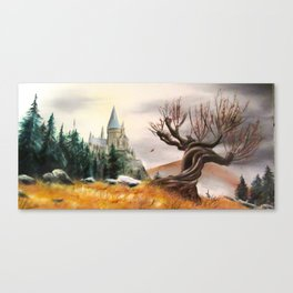 Autumnal magic... Canvas Print