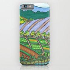 Colored Hills iPhone 6s Slim Case