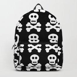 Skull and Cross Bones Backpack