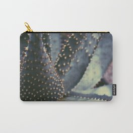 Prickly Succulent Carry-All Pouch