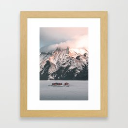 A Pretty Place for Dreaming Framed Art Print