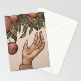 Apple Picking Stationery Cards