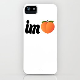 Impeach Movement iPhone Case