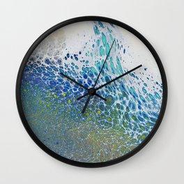 Along the Wish Filled Shore Wall Clock