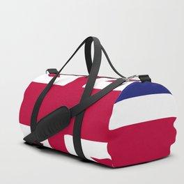 United Kingdom flag emblem Duffle Bag