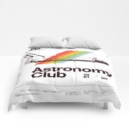 Astronomy Club Comforters