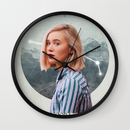 SKAM Noora Wall Clock