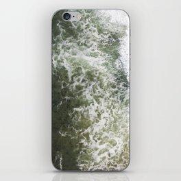 Beautiful Ocean  |  Drone Photography iPhone Skin
