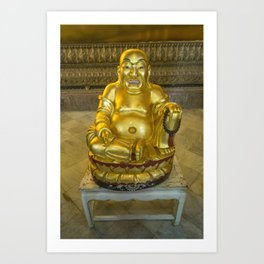Budai  Art Print