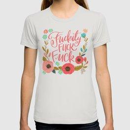 Pretty Swe*ry: Fuckity Fuck Fuck T-shirt