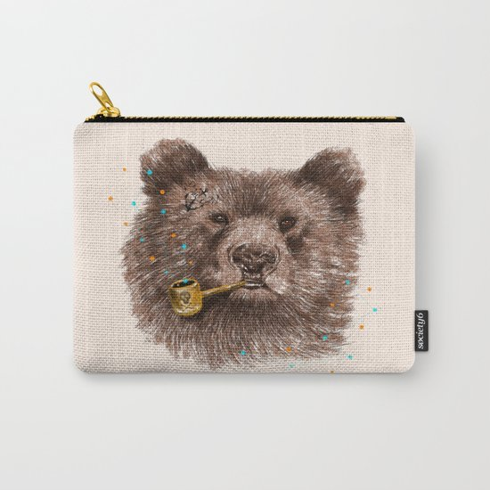 Sailor Bear II Carry-All Pouch