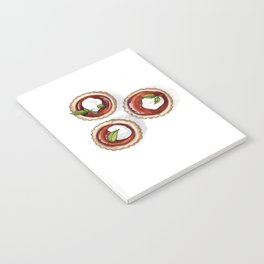 Desserts: Quince Tarts Notebook