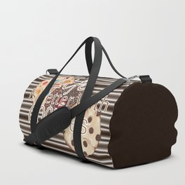 Life Is Better With Cookies Duffle Bag