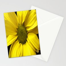 The Yellow one Stationery Cards