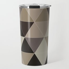 TRI BROWNISH Travel Mug