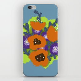 Bouquet #2 iPhone Skin