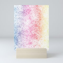 Rainbow Dust Mini Art Print