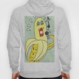 Cornish Banana Hoody