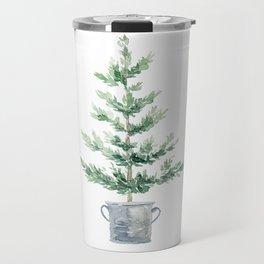 Christmas fir tree Travel Mug